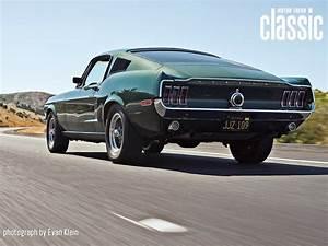 1968 Ford Mustang GT 390 Bullitt Replica Wallpaper Gallery - Motor Trend