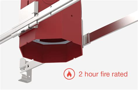 technical bulletin fire recessed fixtures dmf lighting