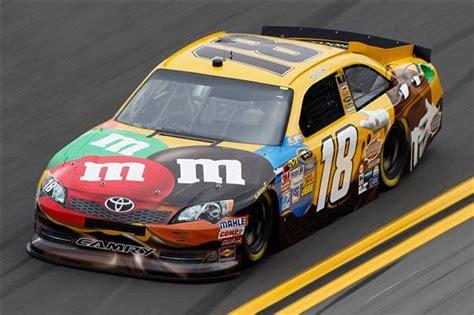 18 Car Nascar by 2012 No 18 M M S Toyota Kyle Busch The