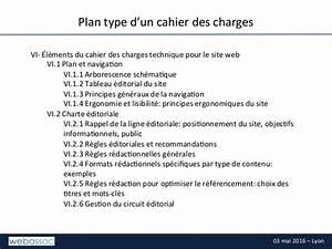 Cahier Des Charges Plan : cahier des charges webassoc lyon 4 mai 2016 ~ Premium-room.com Idées de Décoration