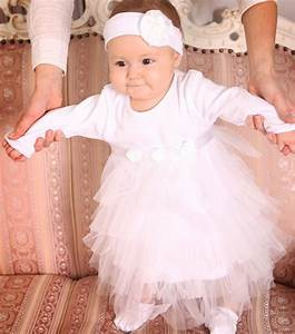 baby girl wedding dress christening gown by handmadestorets With baby wedding dress