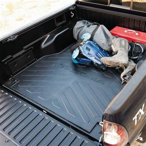tacoma bed mat new 2005 2017 toyota tacoma bed mat from brandsport auto