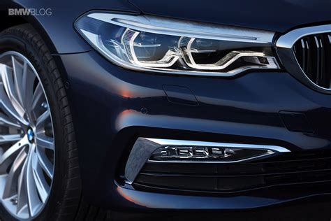 Bmw Led Headlights by 2017 Bmw 5 Series Will Adaptive Led Headlights As