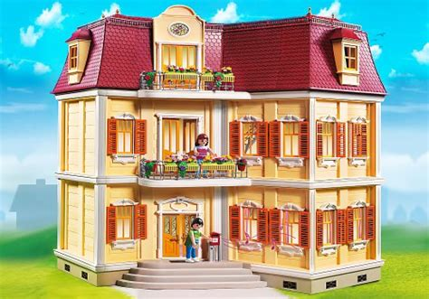 playmobil 5302 jeu de construction maison de ville jeuxvideo destock