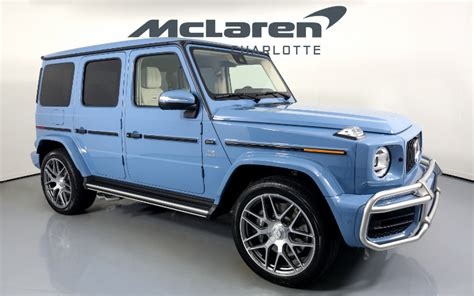 This car is fitted with 22 inch matt black amg styling rims. Used 2021 Mercedes-Benz G-Class AMG G 63 For Sale ($239,996)   McLaren Charlotte Stock #384245