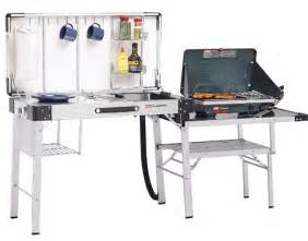 Coleman Camping Table With Sink by Zombie Squad View Topic Chuck Wagon Box Or Field Kitchen