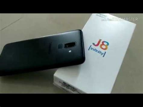 samsung galaxy j8 infinity unboxing review