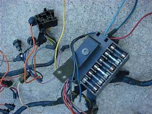 Wiring Harness Dodge Polara