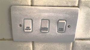 New Appliance Grid Switch Installed After Old One Was