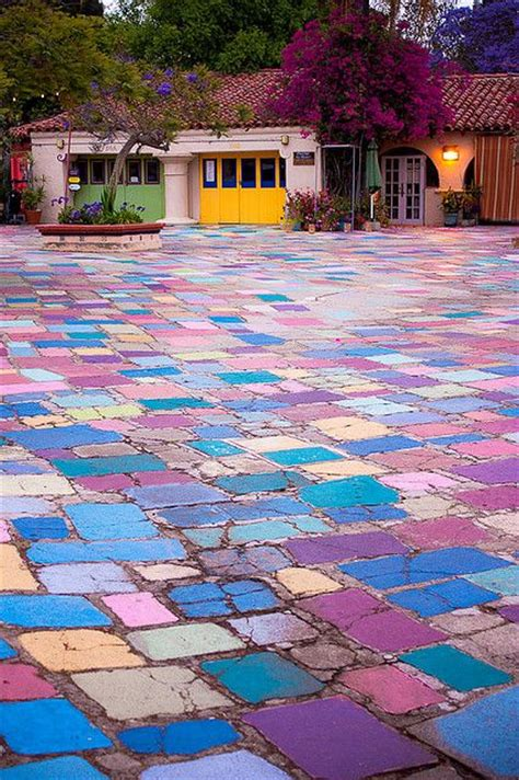 25 best ideas about driveway paint on stained