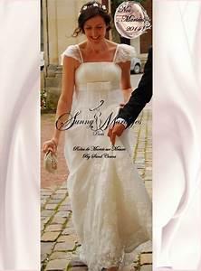 robe de mariee tulle et dentelle coupe vintage boheme chic With robe de mariée chic et bohème