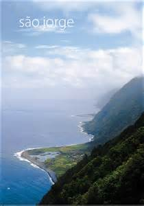 Sao Jorge Island Azores Portugal