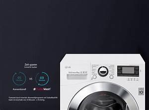 Waschmaschine 12 Kg : lg waschmaschine mit turbowash 12 kg fassungsverm gen und tag on nfc funktion lg electronics de ~ Sanjose-hotels-ca.com Haus und Dekorationen