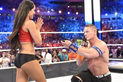 Obat Aborsi Kandungan John Cena Nikki Bella John Cena Fani