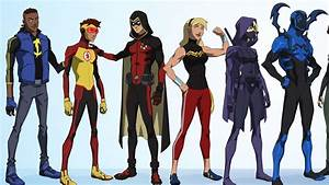 New Clip From YOUNG JUSTICE: OUTSIDERS Features Nightwing ...