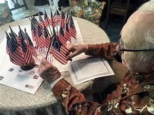 Local veteran's collection boasts all 27 American Flags ...