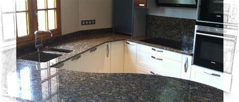 plan de cuisine granit plan de travail cuisine céramique arras pose sur mesure