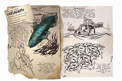 Coelacanth Ark Gamepedia Dossier Evolved Survival Wiki