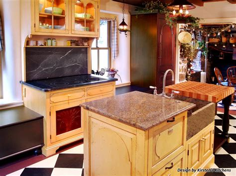 funky kitchen designs mixing kitchen cabinet styles and finishes hgtv 1123