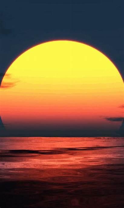 Sunset Screensavers Screensaver Wallpapersafari Code