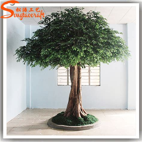 outdoor big artificial plants trees wholesale view
