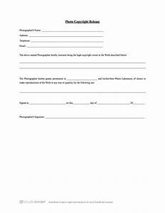 Why you should have a photo release form template for Free photography print release form template