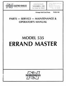 Pu55-140 - Parts  U0026 Service Manual  535