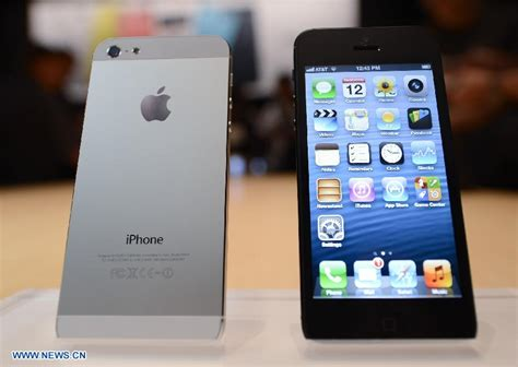 iphone 1 for apple announces iphone 5 cctv