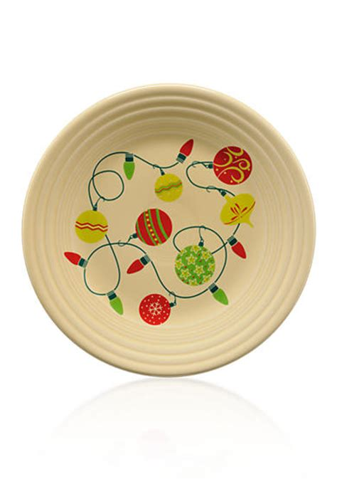 fiesta christmas tree dinnerware gibson christmas tree