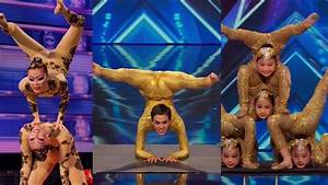 America's Got Talent S09E05 Contortionist Compilation ...