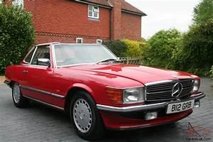Sl Auto : 1989 mercedes 300 sl auto red ~ Gottalentnigeria.com Avis de Voitures