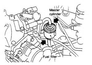 2003 Altima Fuel Filter Location by I A 1999 Nissan Maxima Could You Tell Me