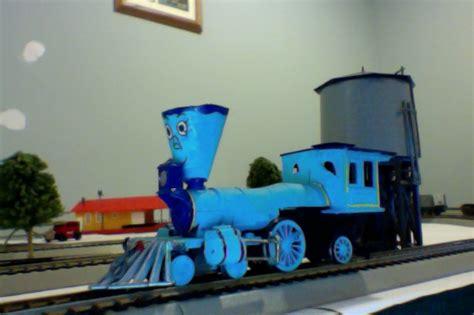 Custom HO/OO Scale: Tillie the little engine W.I.P by ...