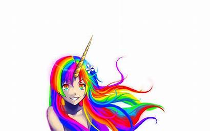 Unicorns Rainbows Unicorn Rainbow Wallpapers Clipart Animated