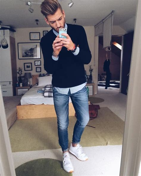 Best 25+ Menu0026#39;s casual outfits ideas on Pinterest   Men casual Men fashion casual and Casual ...