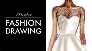 gown designs wedding dress fashion drawing tutorial