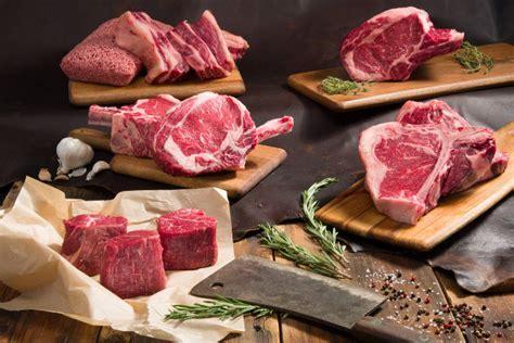 prosper meats displays  certified organic beef