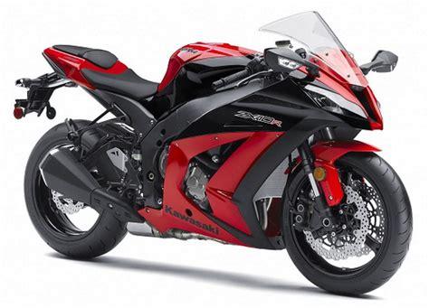 Kawasaki Ninja Zx-10r Sport Bike Pictures