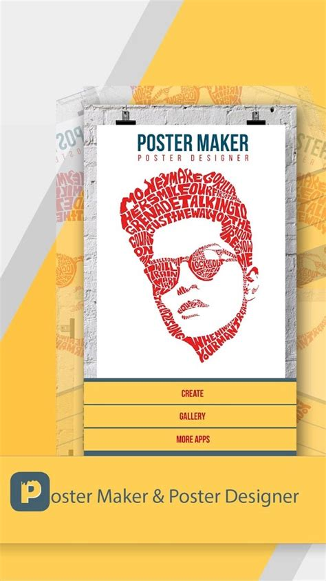 poster design maker poster maker poster designer android apps on play