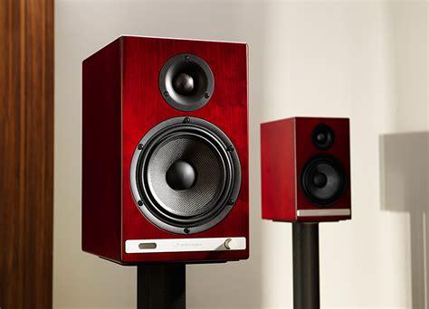 Bookshelf Speaker Setup - audioengine hd6 powered speakers review hometheaterhifi