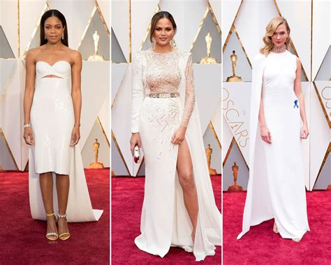 The Oscars 2017 Red Carpet Featured So Many Bridal Looks