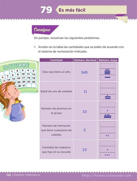 Página con temas sobre la familia. Matemáticas 6 Grado Con Respuestas De Paco El Chato | Libro Gratis