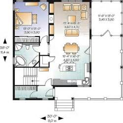 house plans design the gallagher 2022 1 bedroom and 1 5 baths the house designers