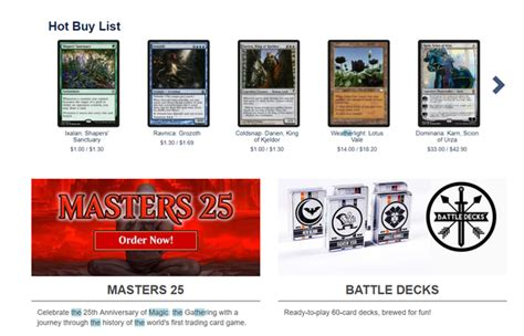 Best Mtg Store What S The Best Store To Buy Magic The Gathering