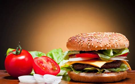 5 Hd Fast Food Wallpapers