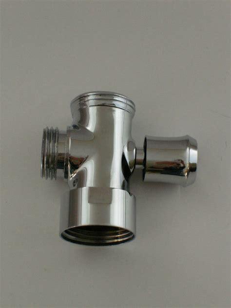 Diverter For Torpedo Shower Bar Valve Mixer, Brass