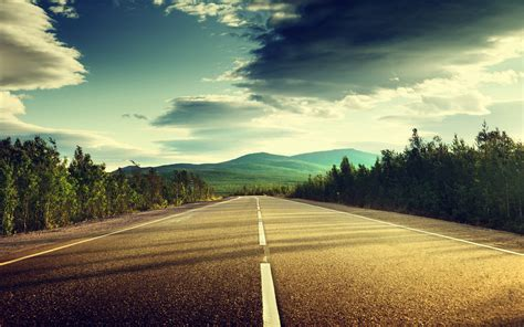 Road Wallpaper High Quality Resolution