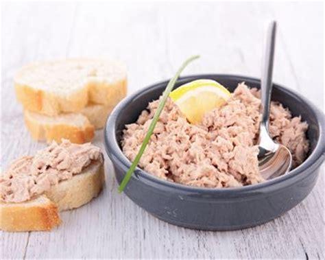 cuisine sans gluten recette rillette de thon facile