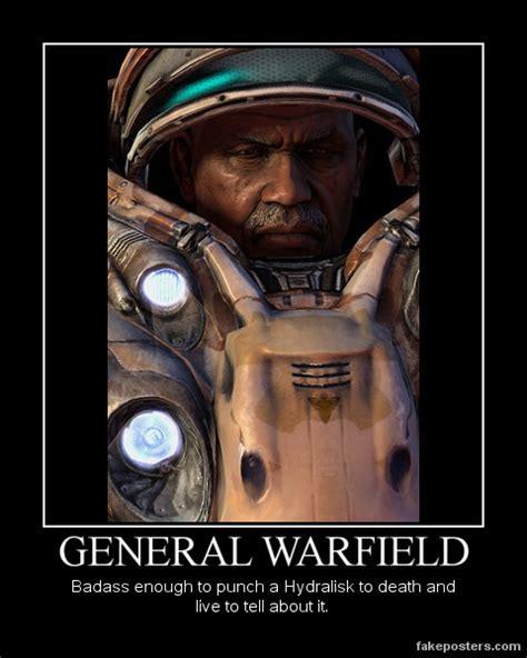 Starcraft 2 Meme - starcraft 2 general warfield by onikage108 on deviantart