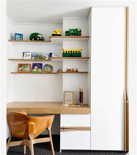 bureau de coin aménager un coin bureau dans la chambre ado 30 idées